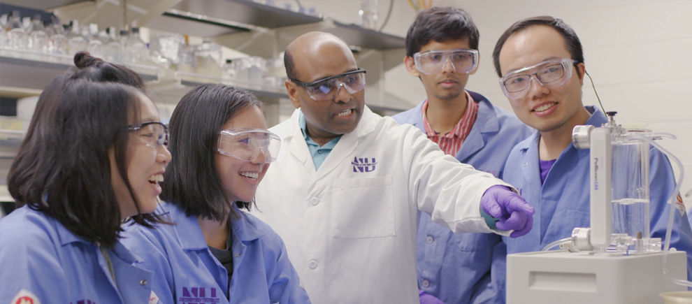 Master of Science in Biotechnology | Northwestern Engineering