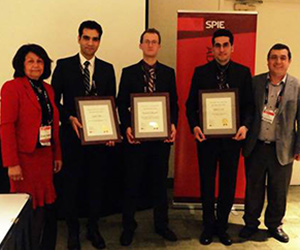 SPIE Conference Group