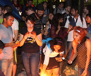 Bonfire Welcome Party