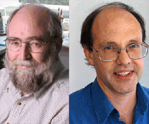 Ken Forbus and Tom Hinrichs
