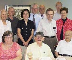 2013 EECS Symposium Luncheon