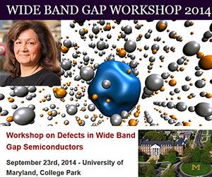 Wide Band Gap Workshop 2014