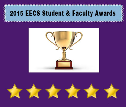 2014-2015 EECS Faculty & Student Awards