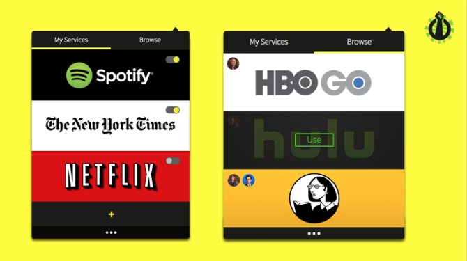 Streaming Service Apps