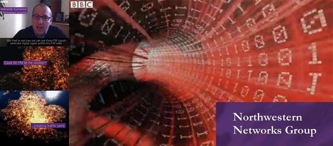 Prof. Aleksandar Kuzmanovic & the Northwestern Networks Group