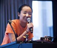 Diane Liu, director of WildHacks