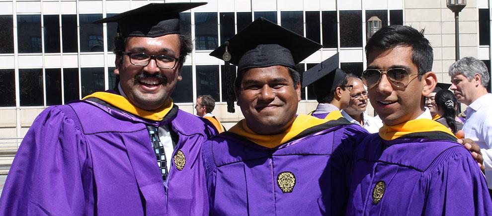 2015 EECS Graduation