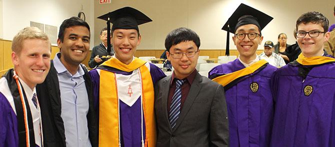 2018 EECS Graduation