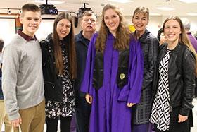 EECS Undergrad & Family