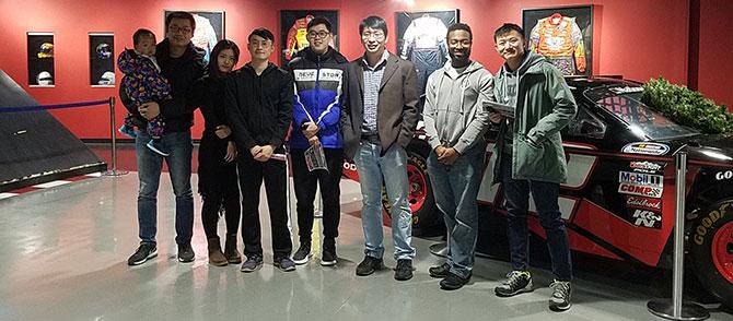 VLSI Research Lab Members