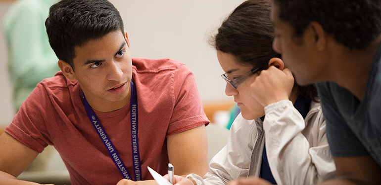 Our undergraduate programs enable you to become a confident communicator, an effective team member, and an able leader.