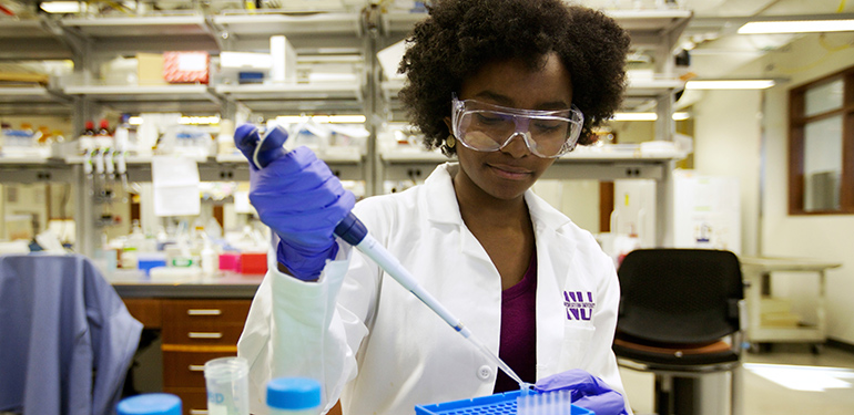 Students can conduct research in innovative laboratories and often publish in respected journals before they graduate.