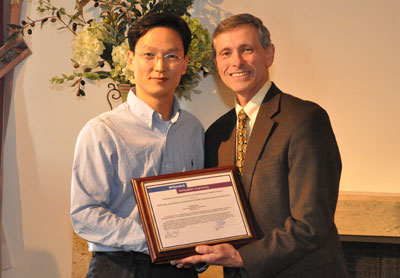 Daniel Lee and Richard M. Lueptow, senior associate dean for operations and research