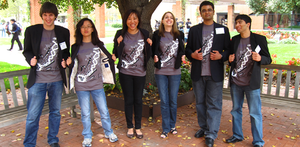 Northwestern's 2011 iGEM team