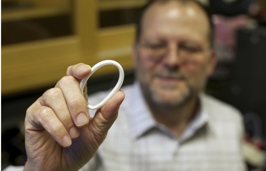 Long-Lasting Device Protects Against HIV and Pregnancy