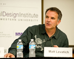 Matt Levatich, president and chief operating officer of Harley-Davidson Motor Co.