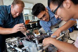 Mccormick Announces Master Of Science In Robotics Program News
