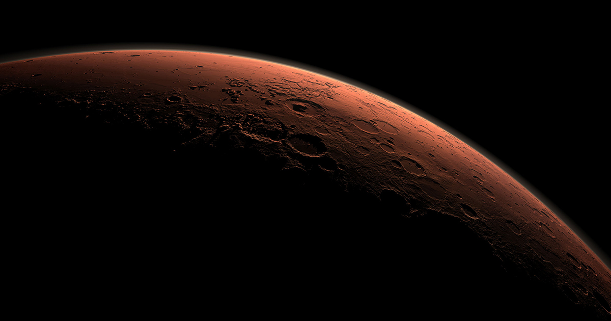 Building Concrete Shelters on Mars | News | Northwestern ...