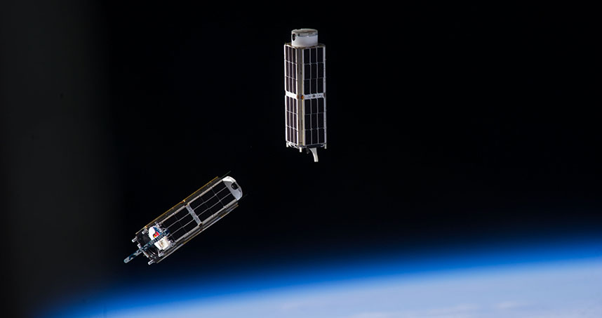 Northwestern's CubeSat will be launched into low-Earth orbit.