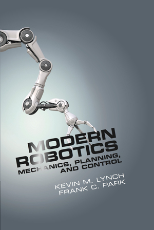 Modern Robotics presents an updated perspective of the robotics field for a larger audience, including undergraduate students.