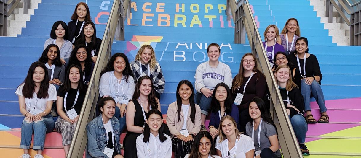 Women in Computing Members Attend Grace Hopper Celebration