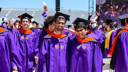McCormick Graduates