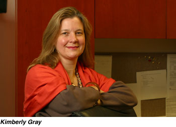 Image of McCormick professor Kimberly Gray