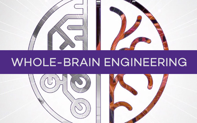 Discover our whole-brain engineering philosophy