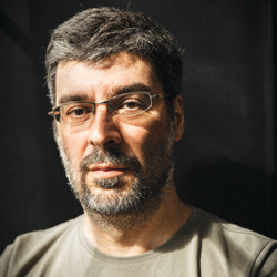Luís Amaral, Erastus Otis Haven Professor of Chemical and Biological Engineering