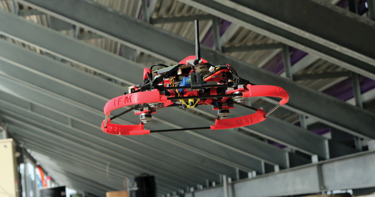 Startup Takes to the Air | Magazine | Northwestern Engineering